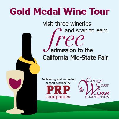 Gold Medal Wine Tour